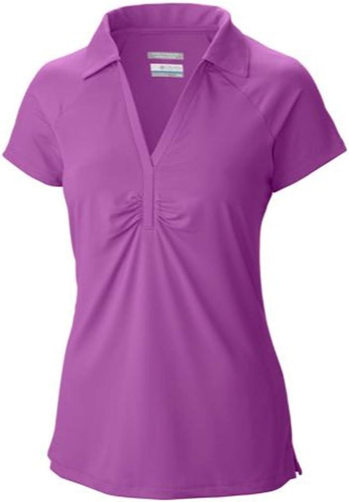 Columbia Sportswear Women's Freezer III Lowest price challenge Shirt Bargain Polo