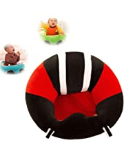 hongxinyuan Baby Support Seat Soft Cotton Travel Car Baby Seat Dining Chair Cushion Sofa Plush Toys Gift