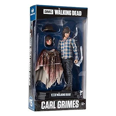 McFarlane Toys The Walking Dead Carl Grimes 7