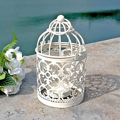 Autumn Water Metallic iron Antique Decorative Wedding Birdcage Wedding Decoration Bird Cage Home Decoration