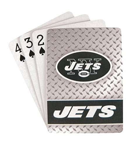 NFL New York Jets Playing Cards