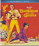 The Barbarian and the Geisha: 2 Disc Set [Blu Ray & DVD]