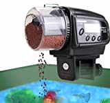 Timer Automatic Fish Food Feeder for Aquarium Fish Tank [US Warehouse] by Superjune
