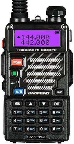 Baofeng UV-5R+ Plus UHF VHF Long Range D