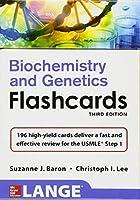 Lange Biochemistry and Genetics Flashhcards, Third Edition (Lange Flashcards)