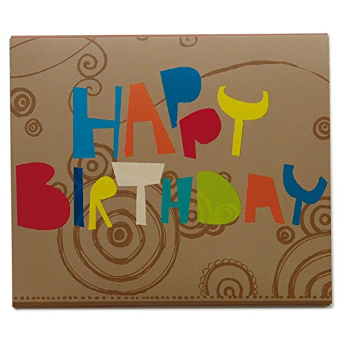 Large Product Image of Hallmark Gift Card Holder (Happy Birthday Miniature Envelope)