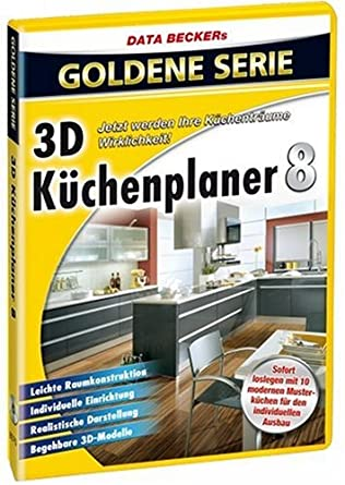 3d Kuchenplaner 8 Amazon De Software