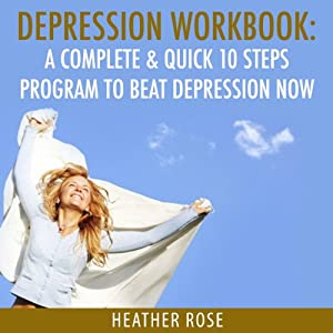 Depression Workbook Audiobook