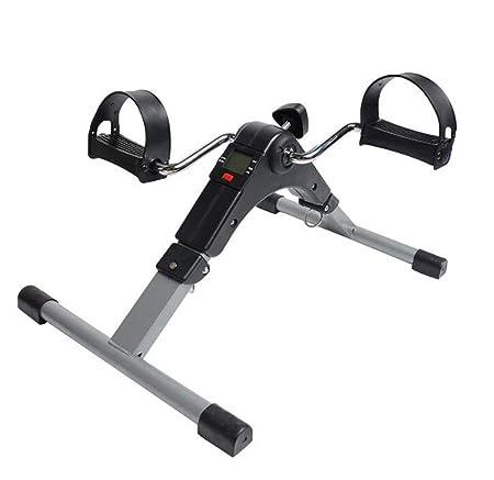 WXX Pedal de pie ejercitador-Plegable pie portátil, Brazo Pierna ...