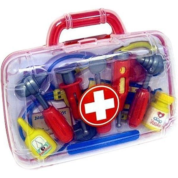 Peterkin 4407 - Maletín de médico: Amazon.es: Juguetes y juegos