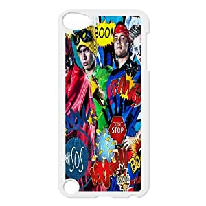 New arrival 5sos band Fans Hard Plastic phone Case For Samsung Case For Ipod Touch 5th RCX077187