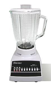 Oster 4172 10-Speed Blender Kitchen Mixer, 220-volt (Not for USA)