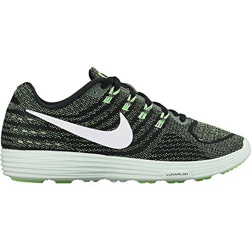 Nike Lunartempo 2 Löparsko Sz 9,5 Womens Löparskor Green Nytt I Rutan
