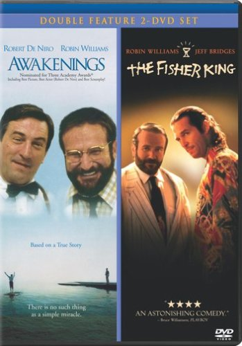 the fisher king dvd - 5