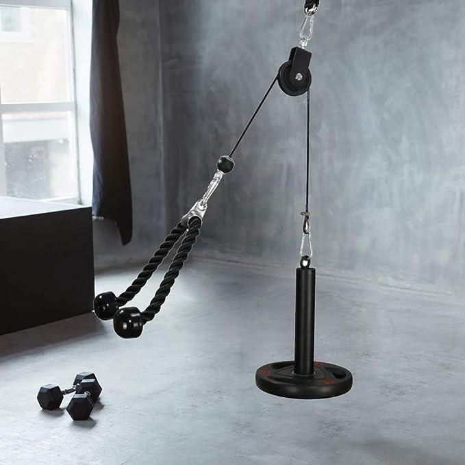 ayaowangluok Krafttraining Gewichtheberbolzen aus Stahl