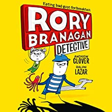 Rory Branagan (Detective): Rory Branagan, Book 1 Audiobook by Andrew Clover Narrated by Andrew Clover