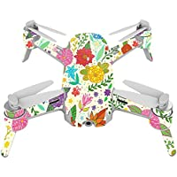 Skin For Yuneec Breeze 4K Drone – Flower Garden | MightySkins Protective, Durable, and Unique Vinyl Decal wrap cover | Easy To Apply, Remove, and Change Styles | Made in the USA