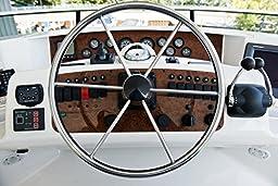 Marine Protectant & Aeronautical Restorer – UV Protection for Boat Interiors, Vinyl Seats, Upholstery, Fabric, Gelcoat, Plexiglass, Bimini, Carbon Fiber & More - Prevent Cracking & Fading