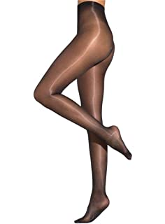 e07f90e8e24 Amazon.com  Cecilia De Rafael Sevilla Gloss Tights  Clothing