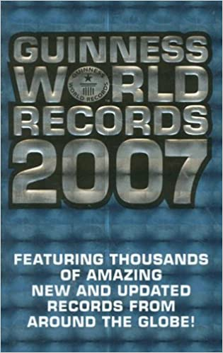 Book Guinness World Records 2007