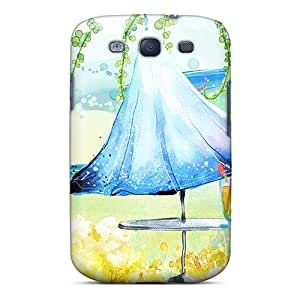 Tpu Ndzsb2641srXNm Case Cover Protector For Galaxy S3 - Attractive Case