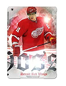 New Style Storydnrmue Of The Day Detroit Red Wings Premium Tpu Cover Case For Ipad Air