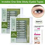 Best Eyelid Tapes - 800 Pcs Natural Invisible Double Eyelid Lift Strips Review