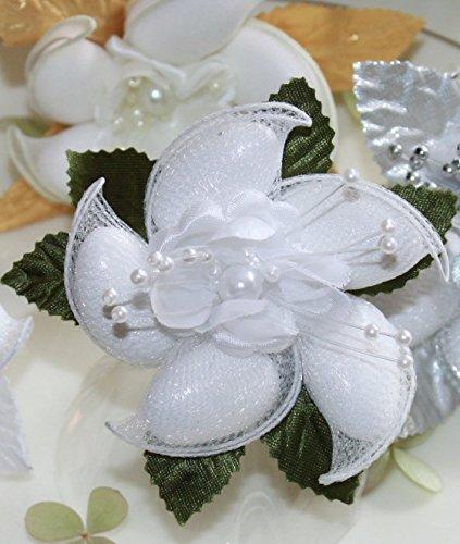 Amazon.com: Jordan Almond Flower Wedding Favor: Home & Kitchen