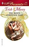 img - for The Boss's Christmas Baby book / textbook / text book