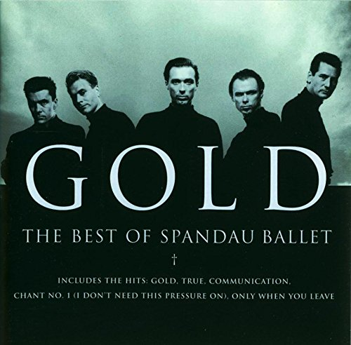 Gold: Best of Spandau Ballet - Audio CD (2001) (Gold The Best Of Spandau Ballet)