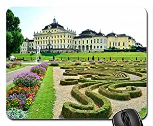 Castle Ludwigsburg near Stuttgart, Germany Mouse Pad, Mousepad (Medieval Mouse Pad)