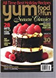 Yum Food& Fun Magazine (Season Classics, December 2010)