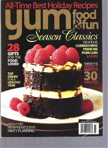 Yum Food& Fun Magazine (Season Classics, December - Baby Spice Up Ideas Dress