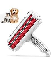 Delomo – Removedor de pelos para cães e gatos com base de autolimpeza – Ferramenta de remoção de pelos de animais eficiente – Perfeita para móveis, sofá, carpete, assento de carro