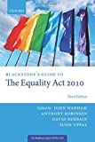 Blackstone's Guide to the Equality Act 2010 (Blackstone's Guides)