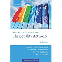 Blackstone's Guide to the Equality Act 2010
