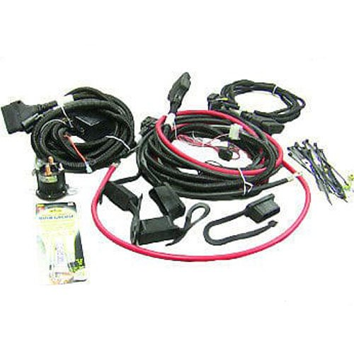 SnowDogg Part # 16160050 - Truck Side Wiring Kit (No Control)
