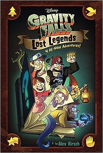 دانلود انیمیشن سریالی Gravity Falls با زیرنویس فارسی