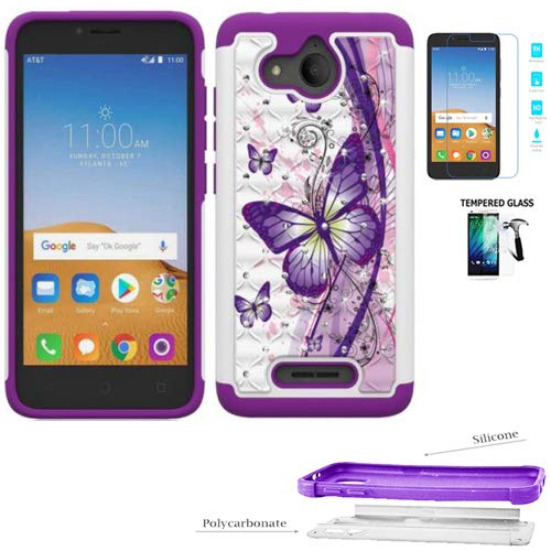 Phone Case for Alcatel Tetra (AT&T Cricket Prepaid) (5