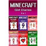 Minecraft: Girl Diaries 6 in 1 (Minecraft Box Set, Minecraft Girls, Minecraft Women, Minecraft Kids, Minecraft Childrens Books, Minecraft Diaries, Minecraft Wimpy Diaries)