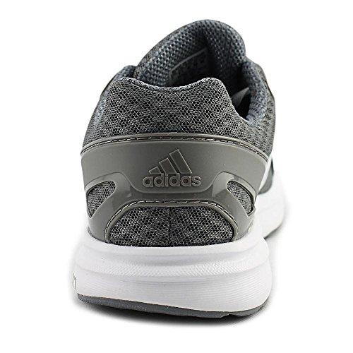 Mens Adidas Performance Galaxy 2 Elite M Scarpa Da Corsa Ch Solido Grigio / Bianco Tessuto Tecnico / Grigio