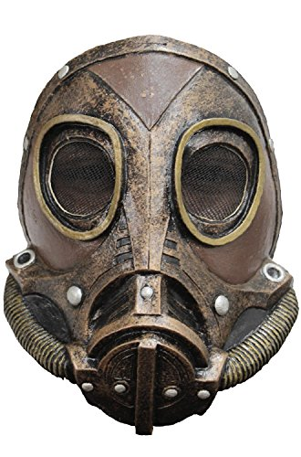 M3A1 Steampunk Gas Mask (Scary Gas Mask Costume)