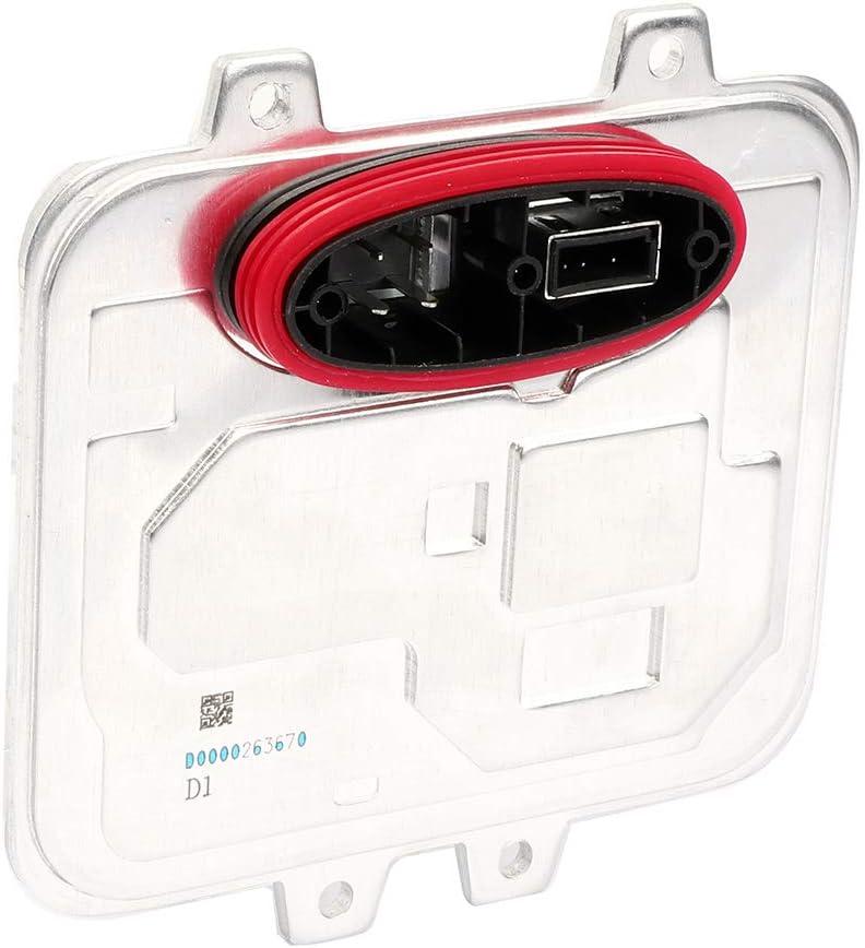 Headlight Ballast Daytime Running Light Control Unit Module 63117263052 Fit for 2011 2012 2013 X5 Series