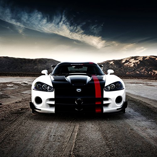 dodge-viper-poster-wall-decoration-photo-print-24x24-inches