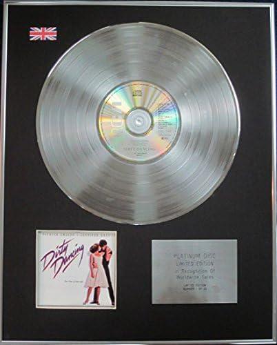 Dirty Dancing/ /Edition Limit/ée CD platine disque/ /Original Soundtrack