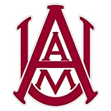 Alabama A&M Extra Large Magnet 'Official Logo'