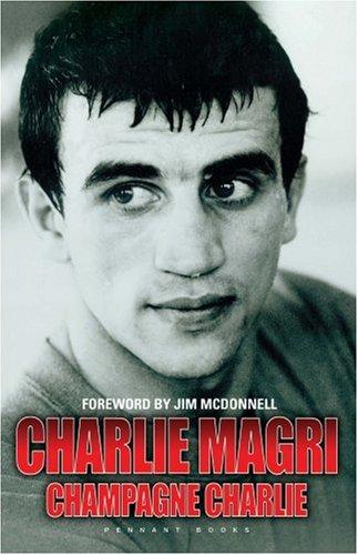 CHARLIE MAGRI - Champagne Charlie SIGNED
