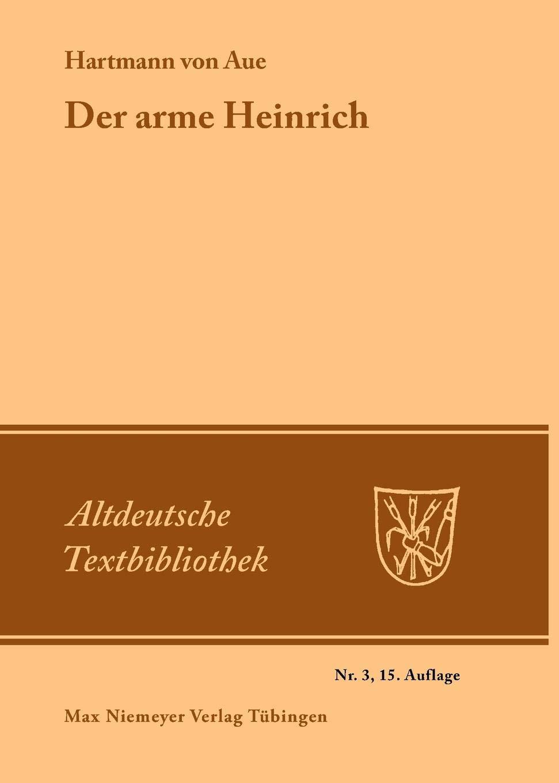 der-arme-heinrich-altdeutsche-textbibliothek-band-3