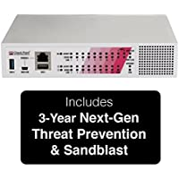Check Point 770 Next Generation Threat Prevention & SandBlast (NGTX) Appliance, Wired - Includes 3 Year Standard Support