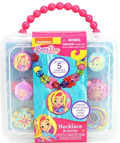 Tara Toys Nickelodeon Sunny Day Necklace Activity Set (160 Piece)